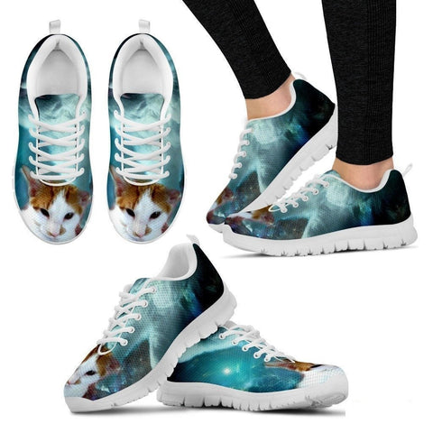 Tracy Flanders/Cat-Running Shoes For Women-Free Shipping-Paww-Printz-Merchandise