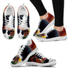 Beagle Dog-Women's Running Shoes-Free Shipping-Paww-Printz-Merchandise