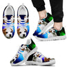 Jack Russell Terrier-Dog Shoes For Men-Free Shipping Limited Edition-Paww-Printz-Merchandise