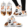Jill Waite-Cat Running Shoes For Women-Free Shipping-Paww-Printz-Merchandise
