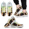 Cocker Spaniel Dogs-Running Shoes For Men-Free Shipping-Paww-Printz-Merchandise