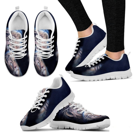 King Lion-Running Shoes For Men And Women-Free Shipping-Paww-Printz-Merchandise