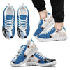 Borzoi-Dog Running Shoes For Men-Free Shipping Limited Edition-Paww-Printz-Merchandise