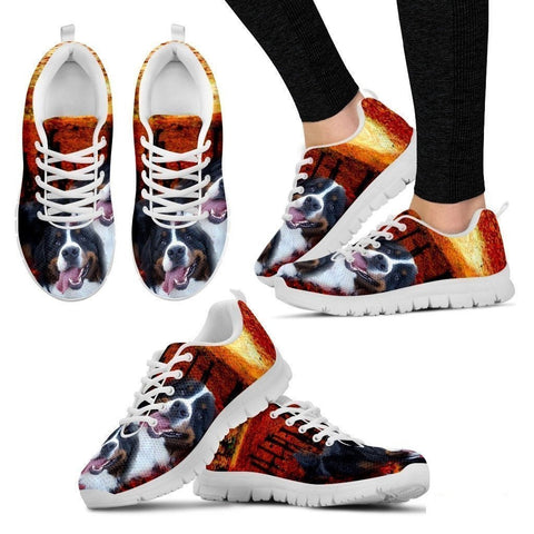 Lindsay Christner Running Shoe For Women-Free Shipping-Paww-Printz-Merchandise