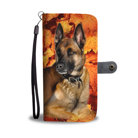 Belgian Malinois Dog Wallet Case- Free Shipping