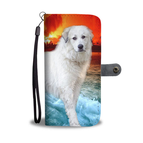 Great Pyrenees Wallet Case- Free Shipping