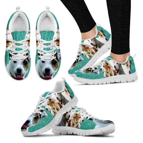 Parson Russell Terrier-Dog Shoes For Women-Free Shipping-Paww-Printz-Merchandise