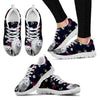 Samoyed Dog Running Shoes For Women-Free Shipping-Paww-Printz-Merchandise