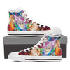 Cat-Women's Canvas Shoes-3D Print-Free Shipping-Paww-Printz-Merchandise