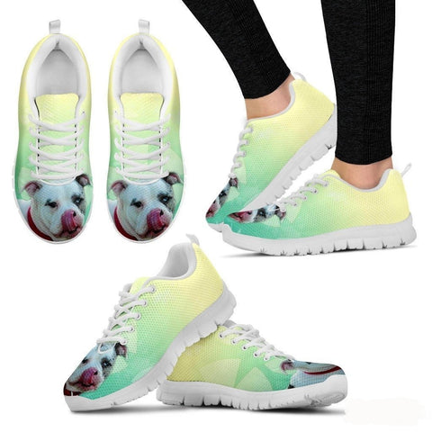 Catahoula Leopard Dog Running Shoes For Women-3D Print-Free Shipping-Paww-Printz-Merchandise