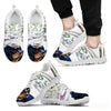 Cavalier King Charles Dog-Running Shoes For Men-Free Shipping-Paww-Printz-Merchandise