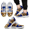 Corgi Dog-Running Shoes For Men-Free Shipping Limited Edition-Paww-Printz-Merchandise