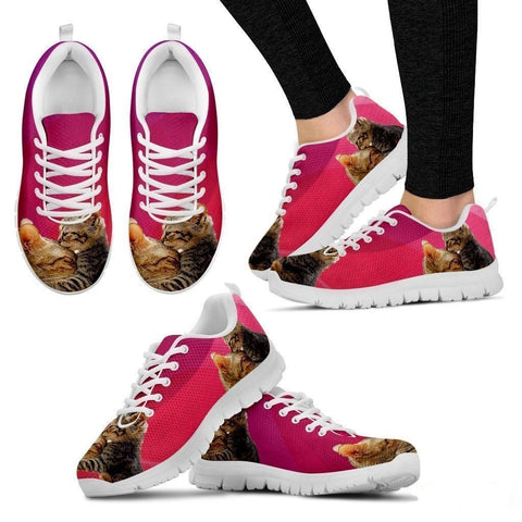 Mother's Day Special - Cat Women Sneakers - Free Shipping-Paww-Printz-Merchandise