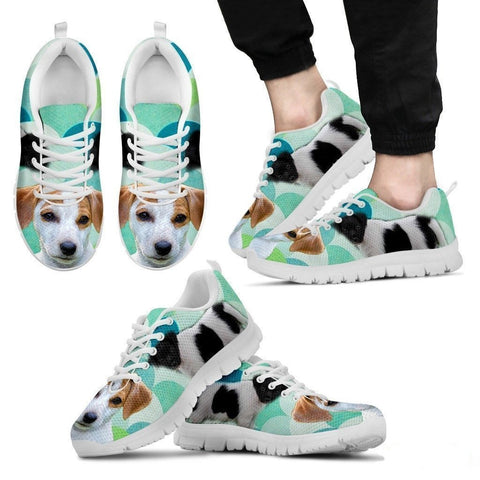 Rat Terrier-Dog Shoes For Men-Free Shipping Limited Edition-Paww-Printz-Merchandise