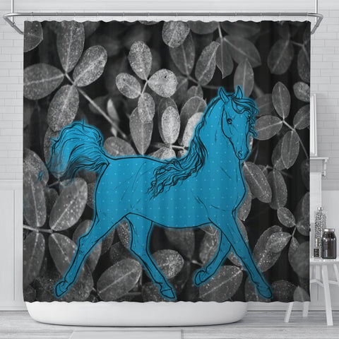 Lovely Anglo Arabian Print Shower Curtains-Free Shipping