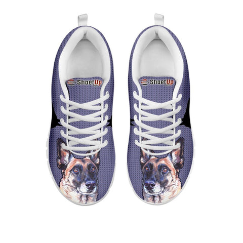 Amazing Belgian Malinois Dog-Women's Running Shoes-Free Shipping-For 24 Hours Only-Paww-Printz-Merchandise