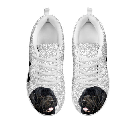 Amazing Newfoundland Dog-Women's Running Shoes-Free Shipping-For 24 Hours Only-Paww-Printz-Merchandise