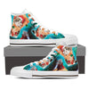 Pizza Cat-Women's Canvas Shoes-Free Shipping-Paww-Printz-Merchandise