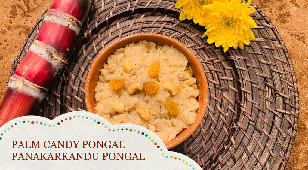 Panakarkandu Pongal by Chirama's Cooking