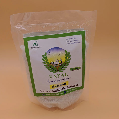 Sea Salt - Vayal Foods