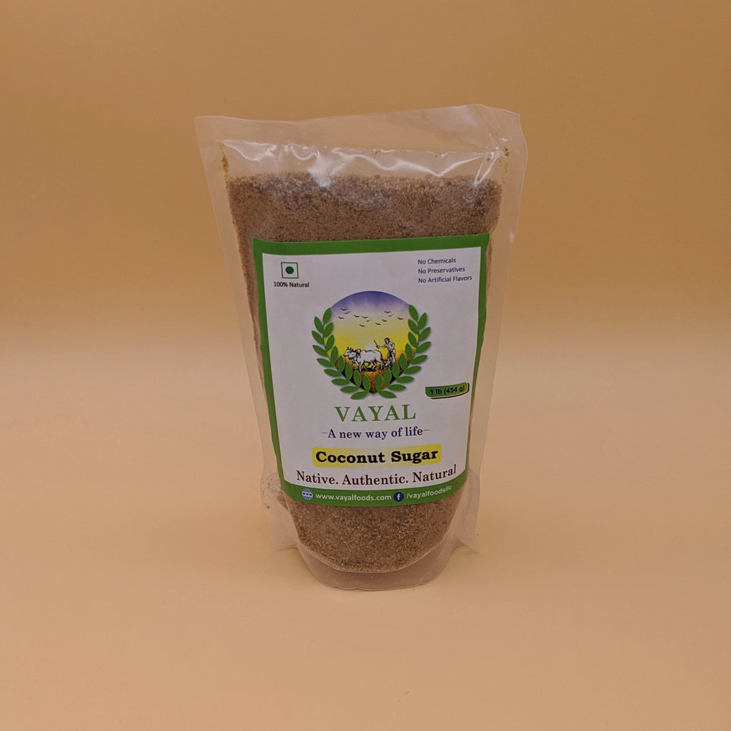 Coconut Sugar - Vayal Foods