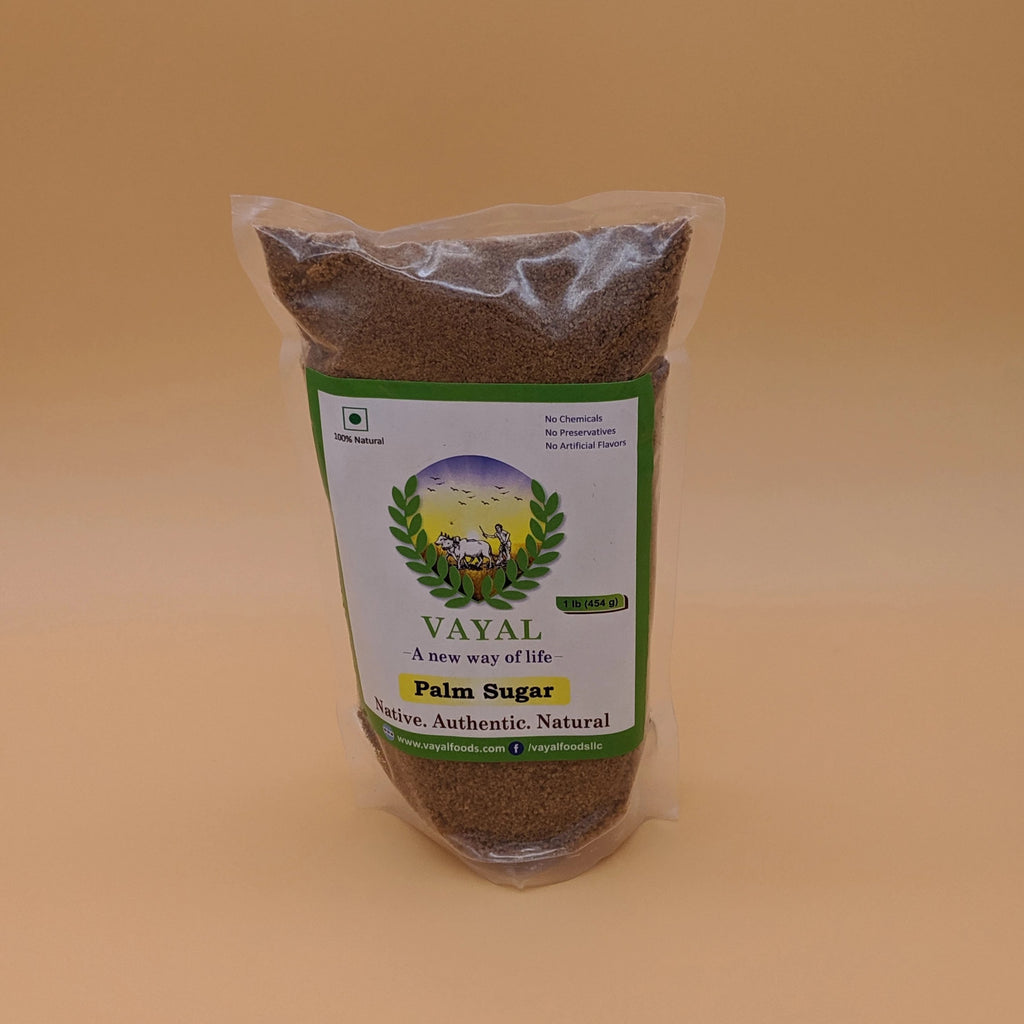 Palm Sugar - Vayal Foods