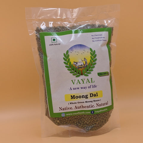 Moong Dal - Vayal Foods