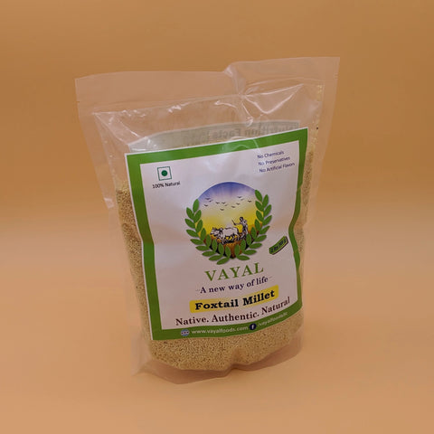 Foxtail Millet (2 LBS)