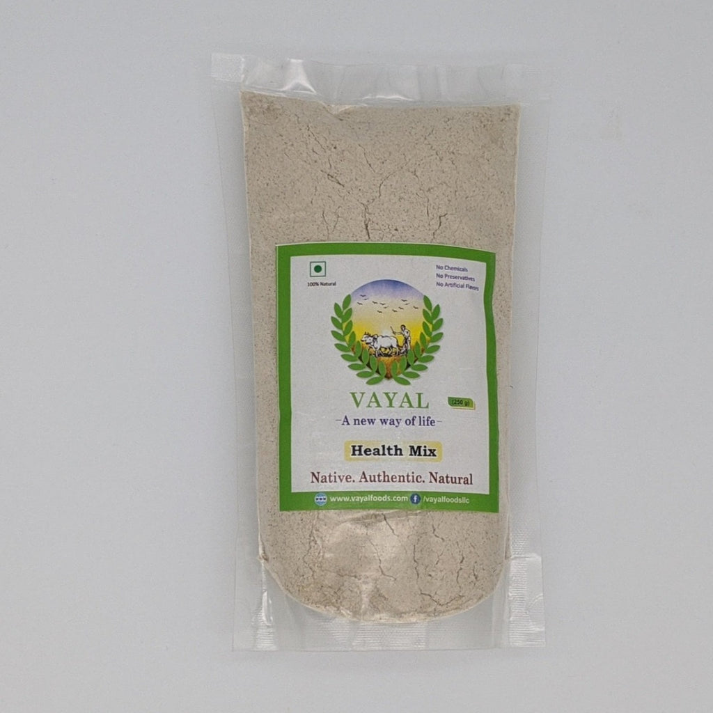 Multigrain Health Mix (250 g) - Vayal Foods
