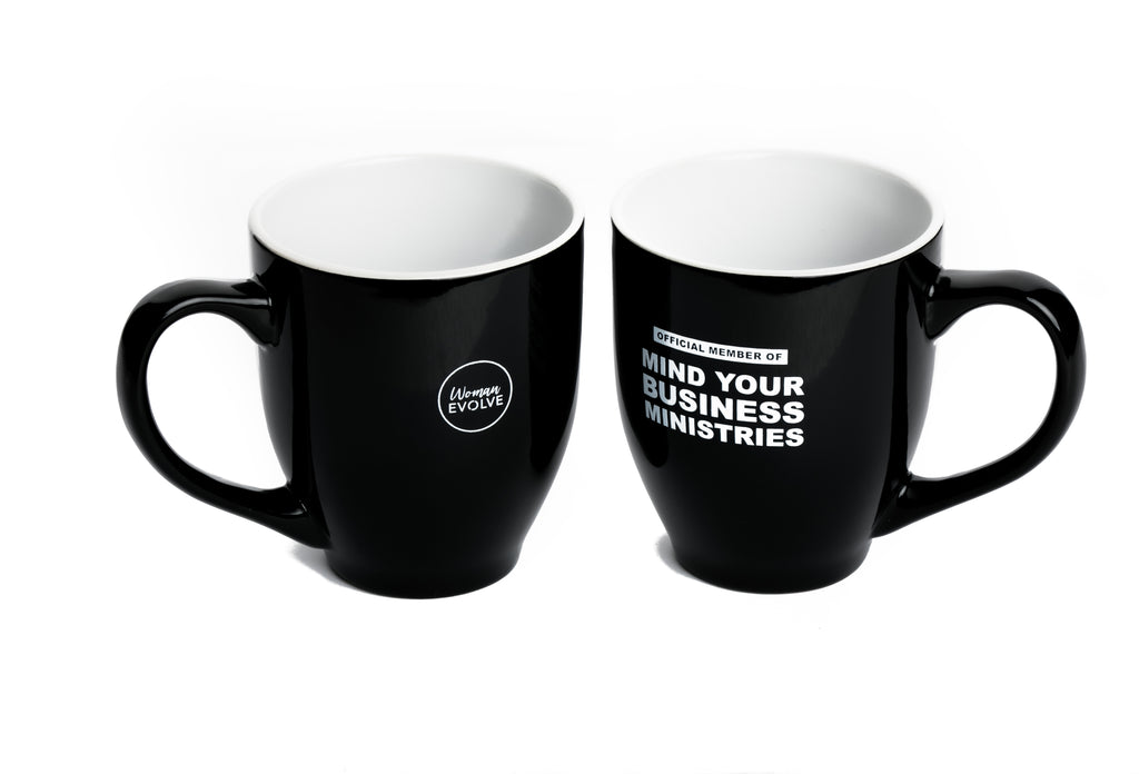 Mind Your Business Ministries Mug