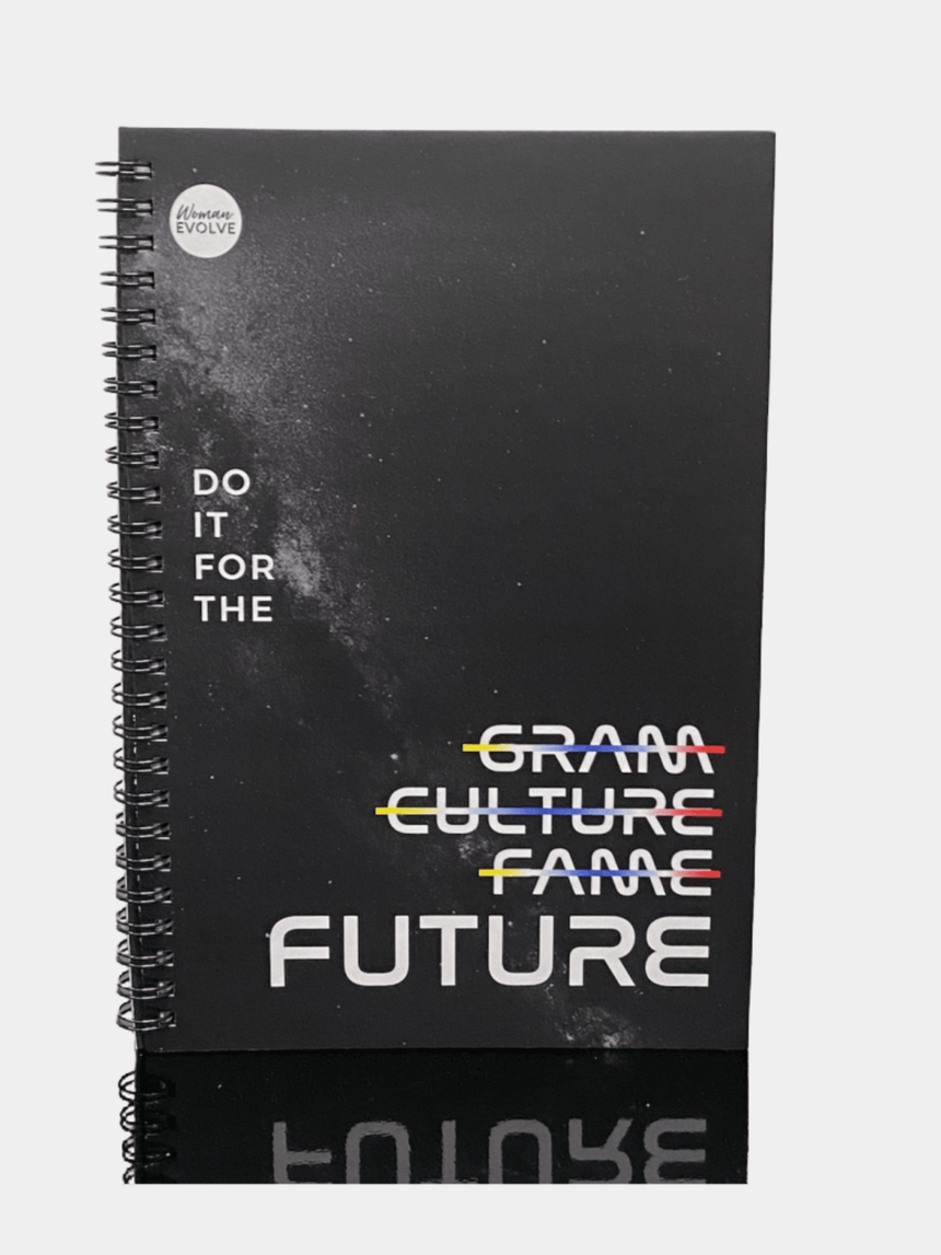 """Do it For The Future"" Journals"