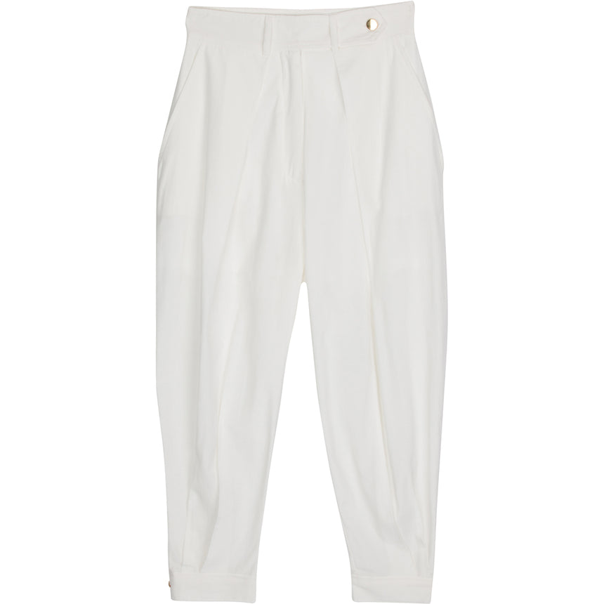 Essential White Pants