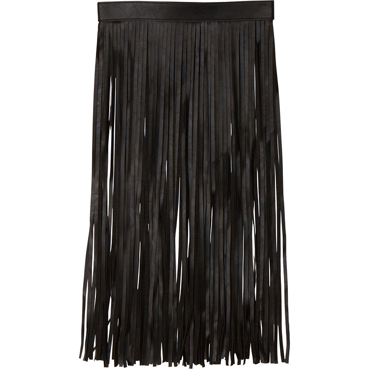 Fringed Cropped Top