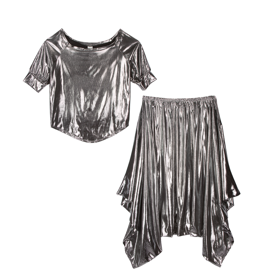 Glisten Metallic Set