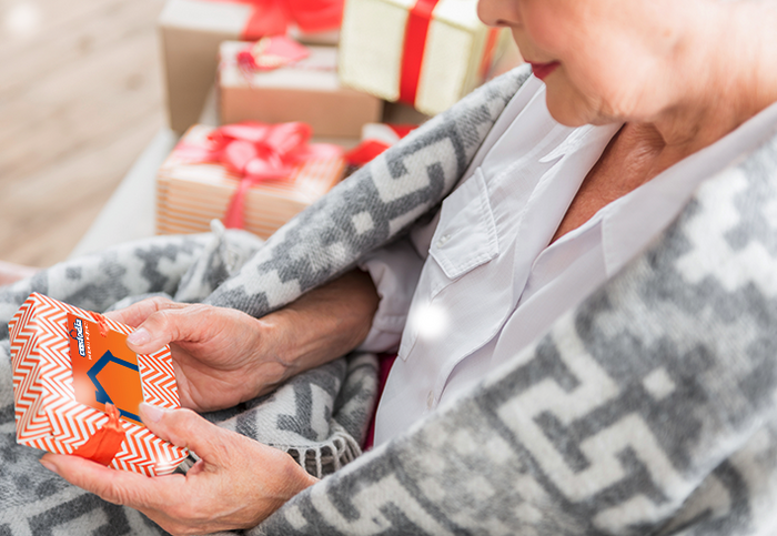 Seniors Support Gift Cards | The Gift That Helps Seniors Live Better At Home