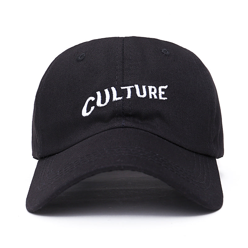 Migos Culture Hat - Black Dad Cap