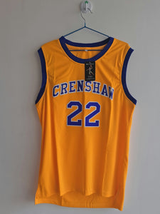 McCall NO.22 Crenshaw Men Gold
