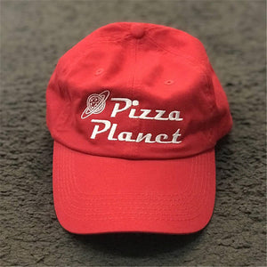 "VINTAGE TOY STORY ""PIZZA PLANET"" DAD HATS"
