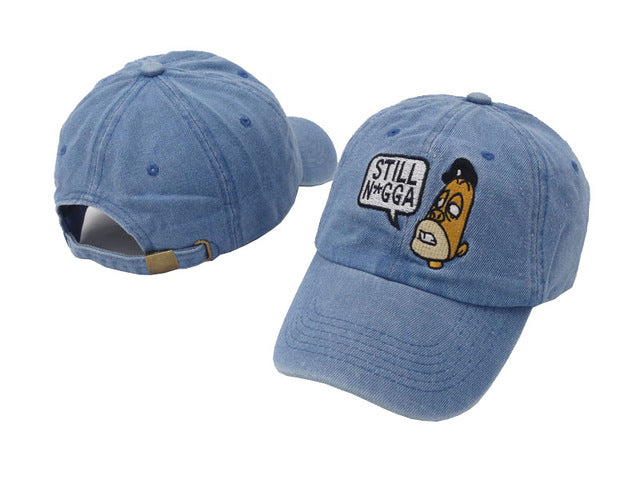 "JAY-Z ""OJ LIKE"" DAD HAT BLUE."