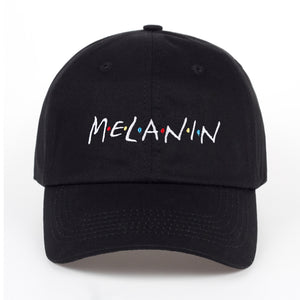 MELANIN DAD Hat.