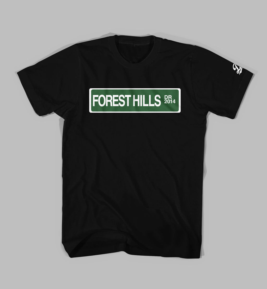 Forest Hills Dr. Cole World
