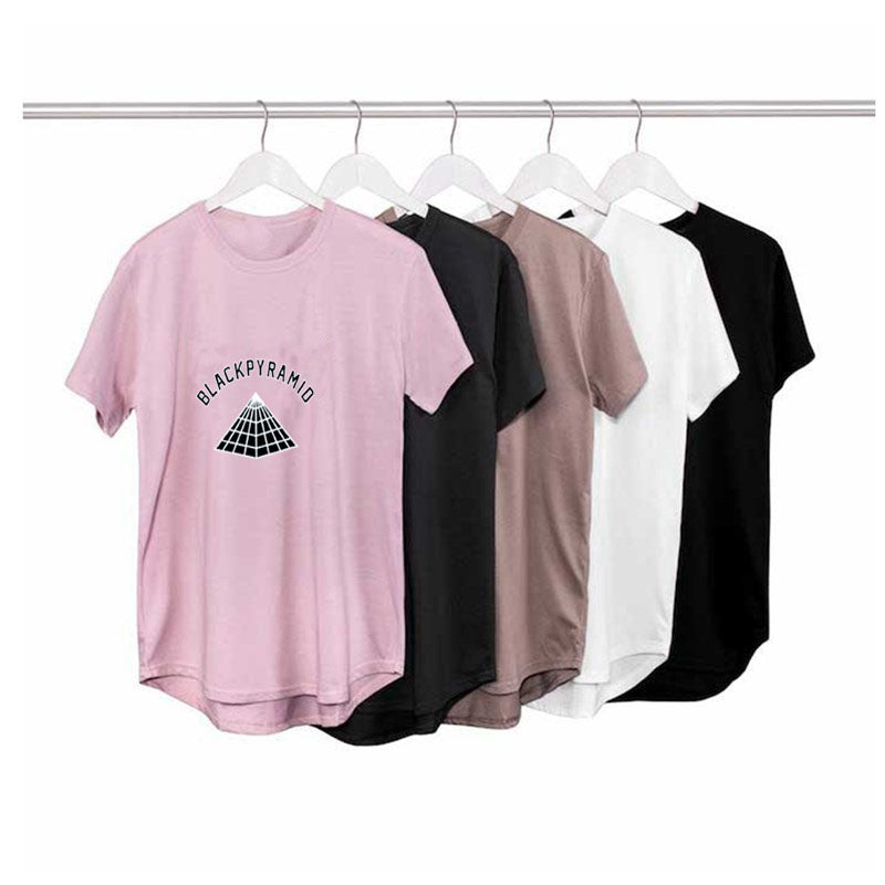 BLACK PYRAMID Cotton Tees