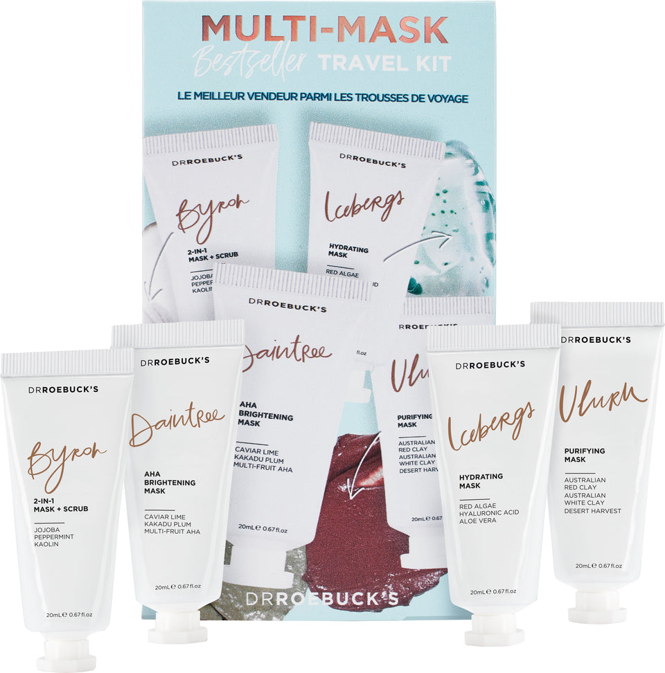 Multi-Mask Bestseller Trial Kit