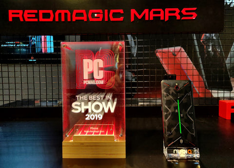 Red Magic Mars - CES 2019 Honors and Accolades