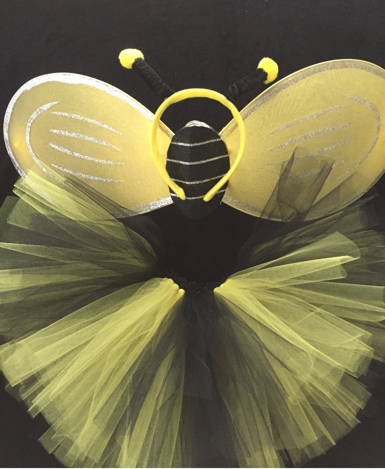 Honey Bee Bumble Bee Tutu Costume