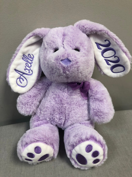Personalized Bunny 14""