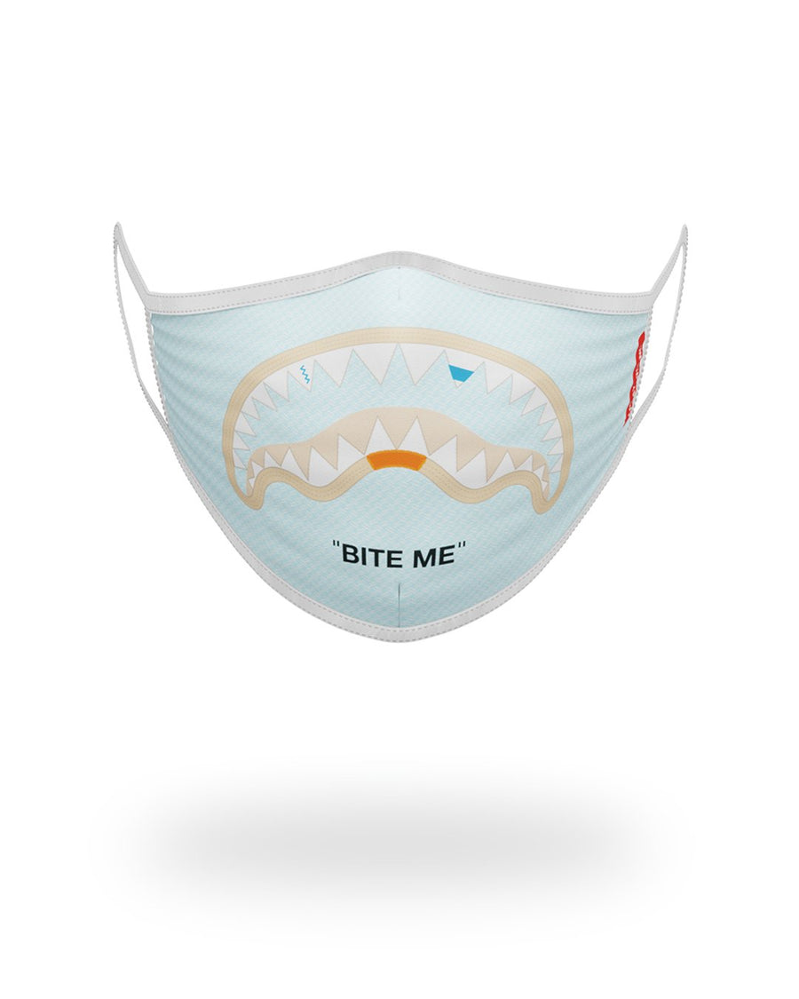 BITE ME FORM-FITTING MASK