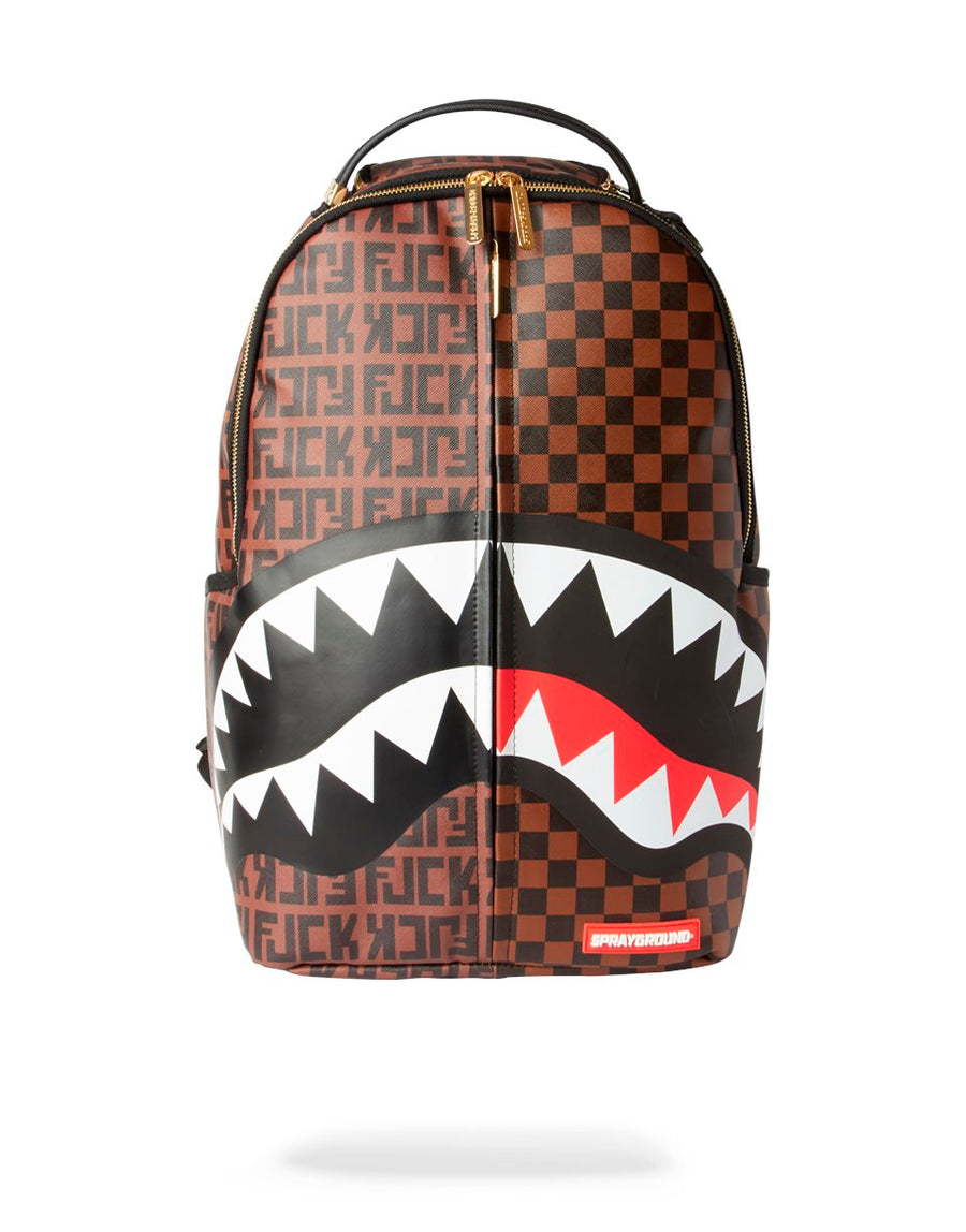 SPRAYGROUND- SPLIT THE CHECK BACKPACK BACKPACK