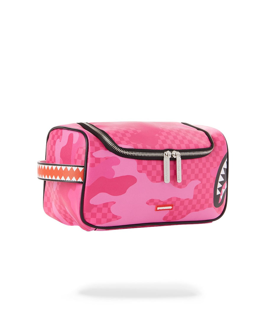SPRAYGROUND- ANIME CAMO TOILETRY BAG TOILETRY BAG