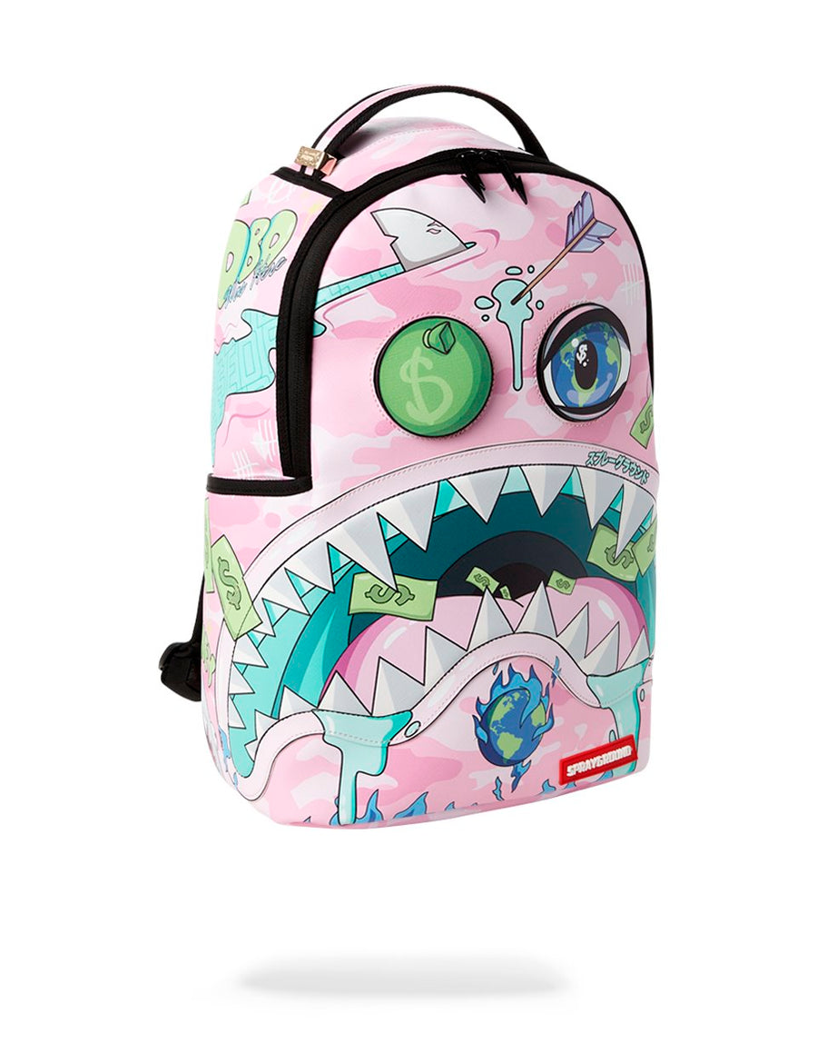 SPRAYGROUND- DBD LAND BACKPACK BACKPACK